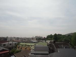 【眺望】バルコニーからの眺望!開放感があります♪