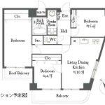 セブンスターマンション第2日本橋 804号室