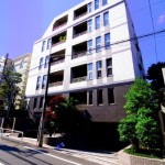 ニューシティアパートメンツ市谷加賀 1階