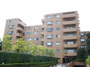 【外観】高台の閑静な住宅街に立地する高級分譲マンションです!ライフ渋谷東店・区立常磐松小学校など至近!