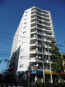 【外観】12階に位置しますので、見晴がいいです♪