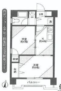 【間取図】南西角部屋で通風良好♪トイレにも窓あります。