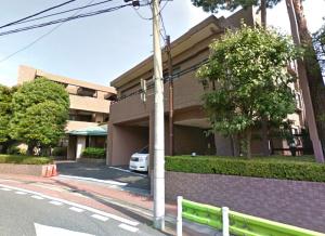 【外観】「荻窪2丁目」の低層住居地域に佇むマンションです♪