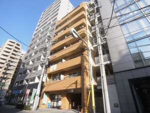 【外観】駅近徒歩2分♪安心の新耐震基準マンションです☆