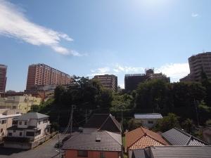 【眺望】バルコニーからの眺望です☆