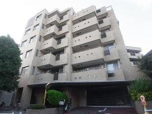 【外観】 平成13年11月築☆ペットと住まえるマンション(飼育細則あり))♪