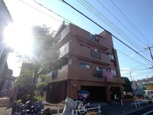 【外観】赤塚第二中学校・約550m♪東武鉄道東上線「成増」駅 徒歩6分の好立地です!
