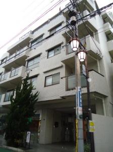 【外観】 東武東上線「中板橋」駅 徒歩6分♪