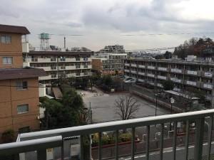 【眺望】バルコニーからの眺めです♪