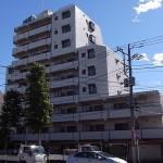 レインボー石神井公園 801号室