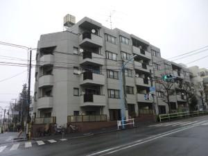 【外観】山手線「高田馬場」駅 徒歩11分のマンションです。