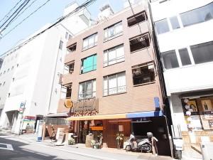 【外観】皇居や赤坂迎賓館徒歩圏内です!