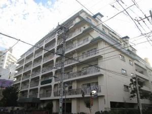 【外観】総戸数101戸の大規模マンション♪