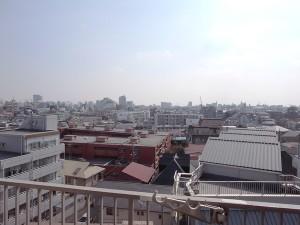 【眺望】最上階からの眺めです☆彡