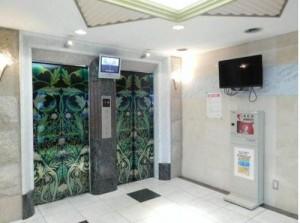 【エレベーターホール】ご購入後も安心!24時間緊急駆付サービス付です。