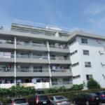 桜上水マンション 3階