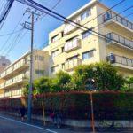 上野毛ビューハイツ 東棟101号室