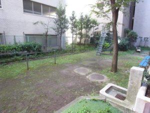 【敷地内公園】
