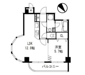 【間取図】