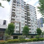 ジオ西新宿ツインレジデンス ウエスト棟4階