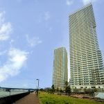 ザ・パークハウス晴海タワーズ ティアロレジデンス35階