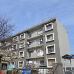 産業住宅高円寺アパート 4階