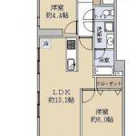 狛江ハイタウン 3号棟409号室