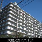 大島スカイハイツ 811号室