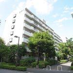 小松川グリーンハイツ 2号棟2階