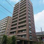 パークハウス桜新町 テラスウェスト802号室