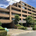 上野毛シティハウス ノーステラス4階