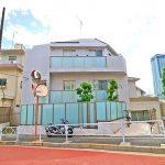 オープンレジデンシア目黒青葉台 B2階