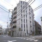 レジデンシャルスター早稲田UB 2階