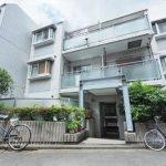 朝日武蔵小山マンション 106号室
